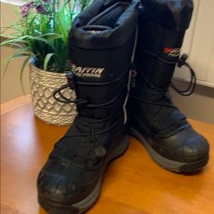 Baffin Polar Proven Boots Size 7